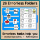 Alphabet File Folders: Interactive Beginning Sound Activit