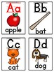 Alphabet Flash Cards (Color)