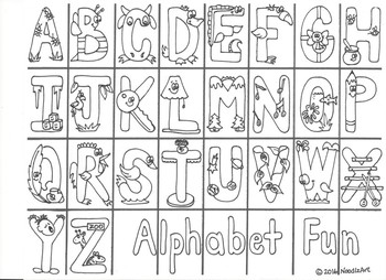 Alphabet Characters to Cut and Paste (upper case)