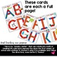 Alphabet Fun with Pattern Blocks