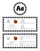 Alphabet/Handwriting Book - Teach Students Letter Formatio