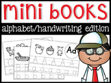Alphabet Handwriting Mini Books