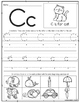 #hallowdeals Alphabet Handwriting Pages-ABC Writing-Tradit