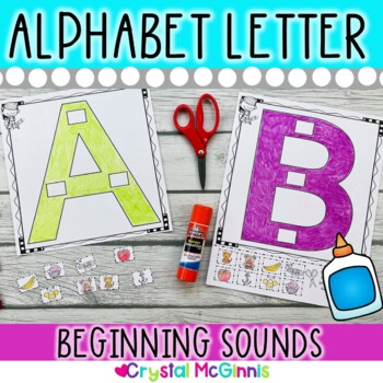 Alphabet! I Know My Alphabet Sounds (Beginning Letter Soun