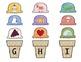 Alphabet Ice Cream Sort - Beginning Sounds