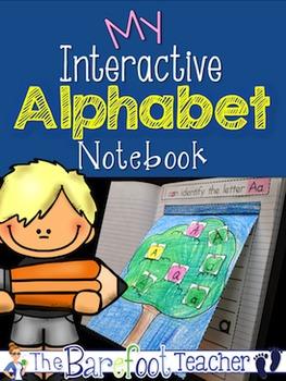 Back to School - Alphabet ID {Upper & Lower Case} Interact