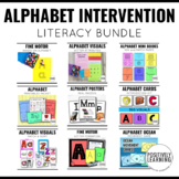 Alphabet Intervention Bundle