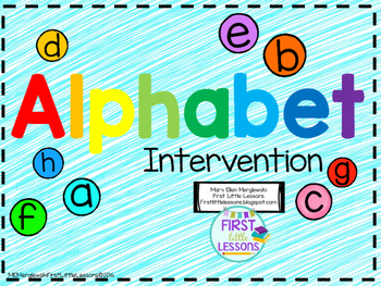 Alphabet Interventions