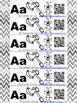 Alphabet Journey: Bracelets with QR Codes
