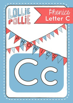 Alphabet Letter C Pack