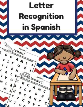 Alphabet Letter Recognition in Spanish (Reconocimiento de