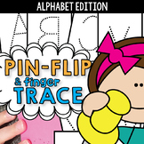 Alphabet Letters - Fun Engaging Tactile Activities