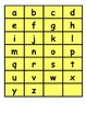 Alphabet Letters for Word Work