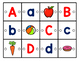 Alphabet Linkers - Match Capitals/Lowercase/Sounds