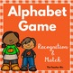 Special Education- Kindergarten- Alphabet Match & Alphabet