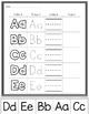 Alphabet Match - Ties & Bow Ties