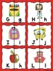 Alphabet Matching Cards -(Back To School) Freebie