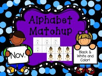 Alphabet Match {November}