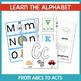 Learn the Alphabet Mega Pack