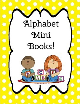 Alphabet Mini Books