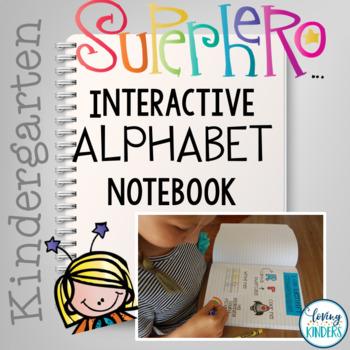 Alphabet Notebook