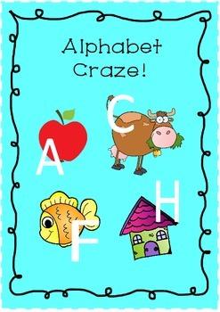 Alphabet Pack for Beginners