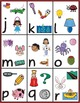 Alphabet Pictures Clip Art Mega-Bundle: 156 Color/BW Image