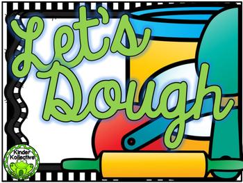 Alphabet Play Dough Cards