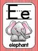 Alphabet Poster Set: A-Z (Full & Half Size Posters) {Circu