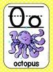 Alphabet Poster Set: A-Z (Full & Half Size Posters) {Prima