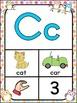 Alphabet Posters A-to-Z ~ Owl Theme