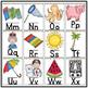 Alphabet Posters {Bright Dots}