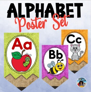 Alphabet Posters ~ Pencils