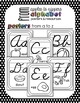 Alphabet Posters and Resources {Cursive, Blackline Edition}