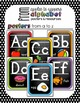 Alphabet Posters and Resources {Primary Print, Rainbow Cha