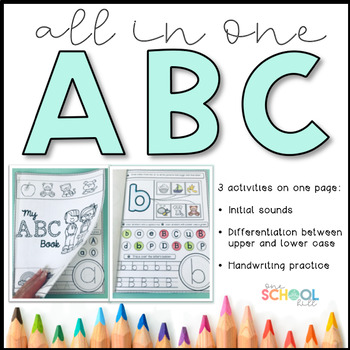 All In One ABC: Alphabet Sound and Letter Recognition Plus