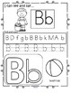 Summer Alphabet Practice Printables - Recognition, Tracing