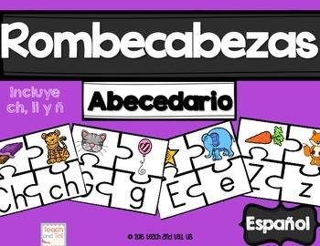 Alphabet Practice SPANISH - Practica del Abecedario