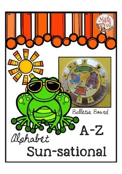 Alphabet Letter Recognition Activity for Letter of the Week