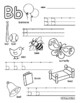 Alphabet Printing Pages
