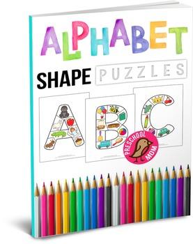 Alphabet Puzzle Pack