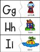 Alphabet Puzzles (Includes 156 Puzzles!)