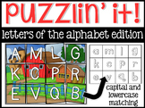 Alphabet Puzzlin' It