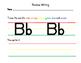 Alphabet Rainbow Writing