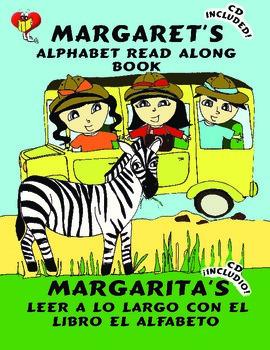 Alphabet Read Along Book