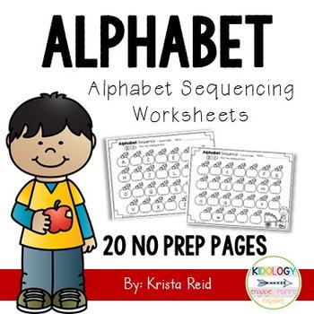 Alphabet Sequencing Printables