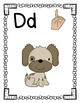 Alphabet Posters with Letter, Sound Picture, & American Si