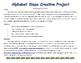 Alphabet Slope Creative Project
