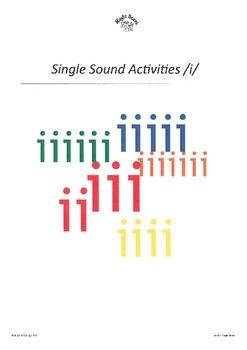 SATPIN Alphabet Sounds /i/