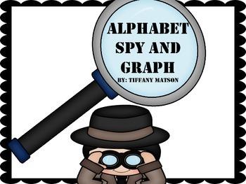Alphabet Spy and Graph